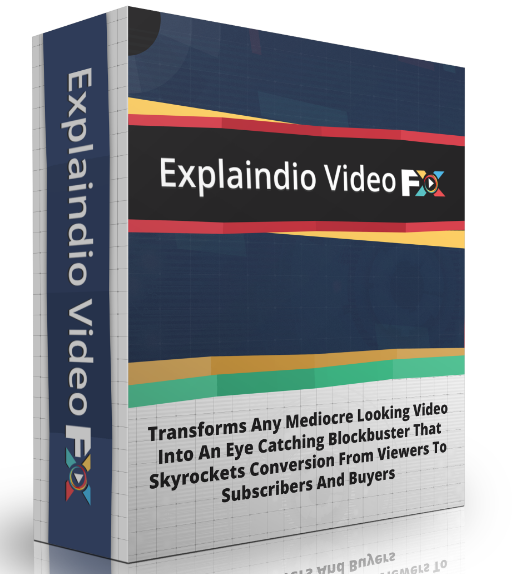 Explaindio Video FX